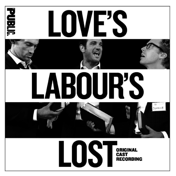 'Love's Labour's Lost' (Original Cast Recording)