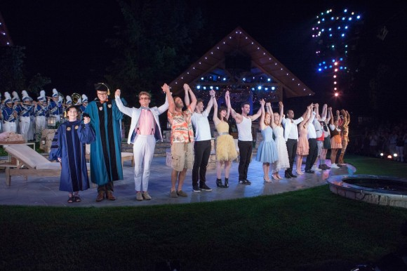 'Love's Labour's Lost' - Shakespeare in the Park