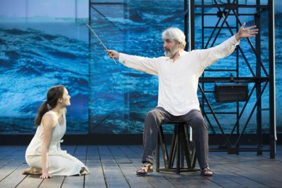 'The Tempest' - Shakespeare in the Park