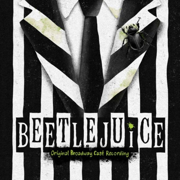 BEETLEJUICE Original Broadway Cast Album