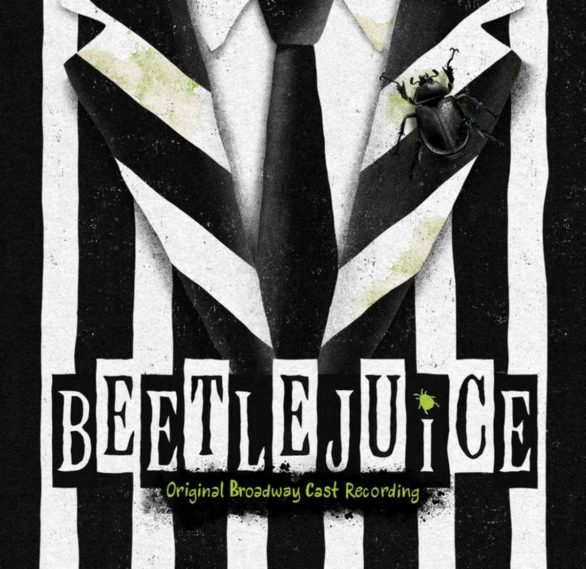 BEETLEJUICE Original Broadway Cast Album